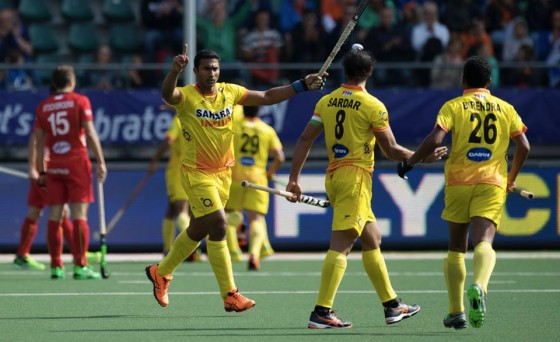 India Suffer Another Last Minute Curse At Rabobank Hockey World Cup at The Hague