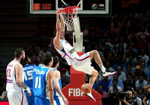 Serbia Shocks Greece, Join Lithuania, Turkey and Brazil in Quarterfinal of Basketball World Cup