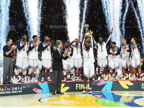 FIBA Basketball 2014