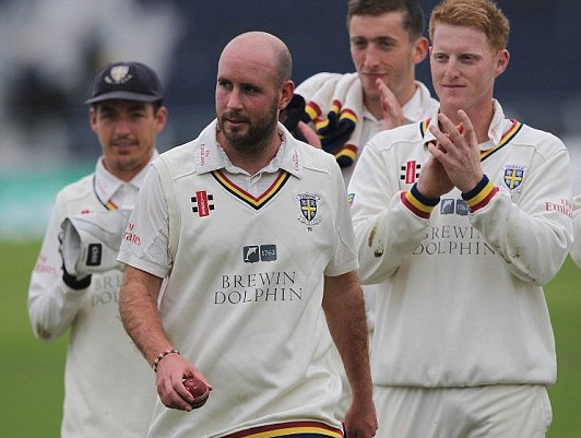 Rushworth 15 wicket