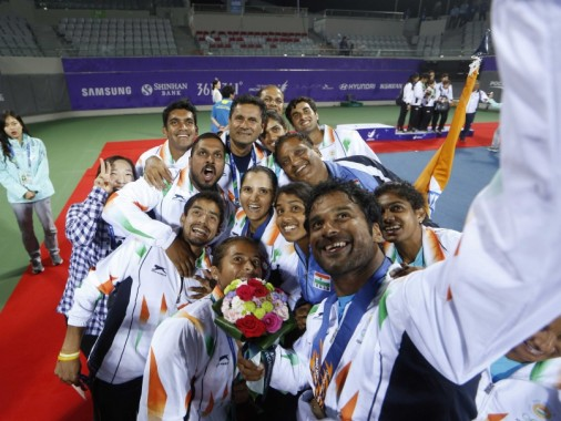 Seema and Sania Shine to Secure Two More Golds for India at Incheon on Day 10