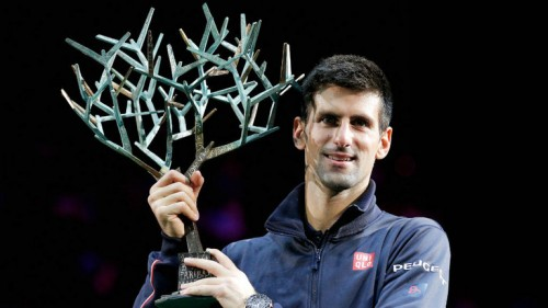 Paris Masters novak
