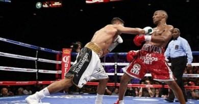 Amir khan vs Floyd Mayweather