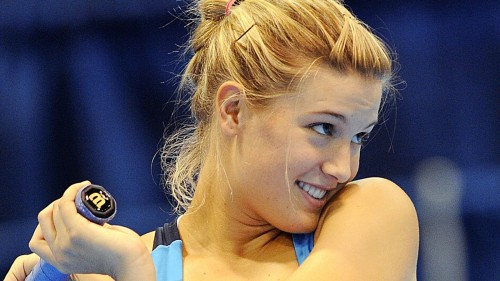 Eugenie Bouchard & Caroline Wozniacki: Two of WTA's Most Promising Stars in 2014