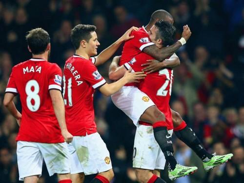 Manchester United season 2014