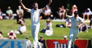 New Zealand Beat Sri Lanka