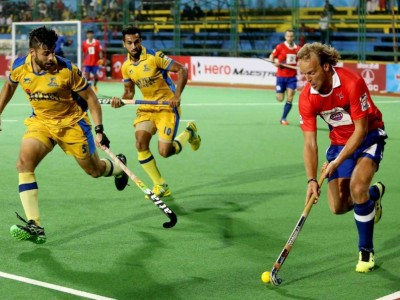 2015 Hero Hockey India League Semifinal