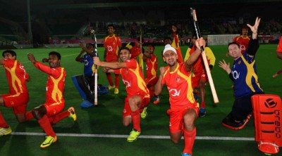 Hero Hockey India Title