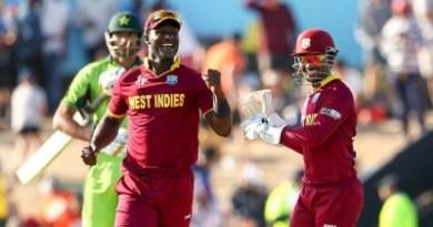 West Indies Victory