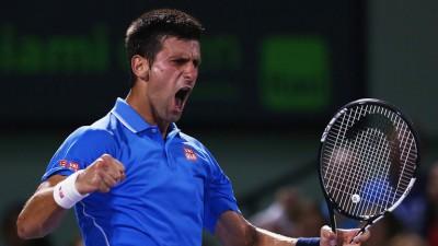 2015 Miami Masters Djokovic