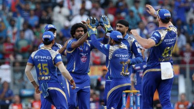 Mumbai Beat Sunrisers