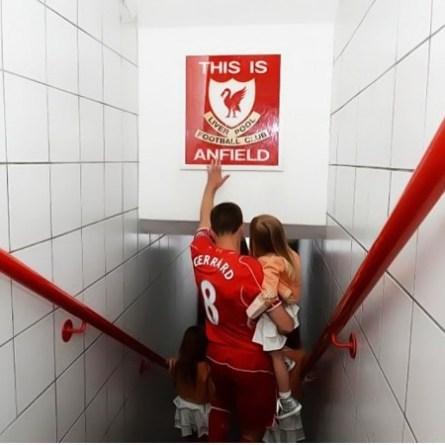 Steven Gerrard liverpoolfc
