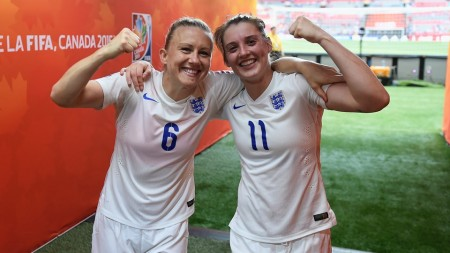 2015 Womens World Cup Semifinals