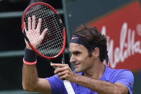 Federer Wins Record 8th Title