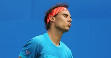 Nadal at Halle