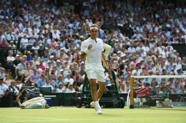 2015 Wimbledon Federer