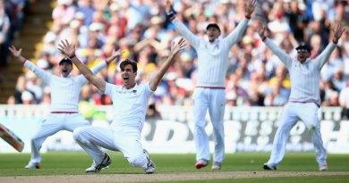 Edgbaston Third Test