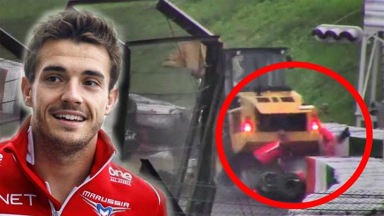 F1 Driver Jules Bianchi