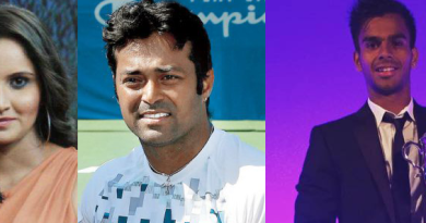 Indian Tennis as Leander Paes Sania Mirza and Sumit Nagal Win Three Wimbledon Titles