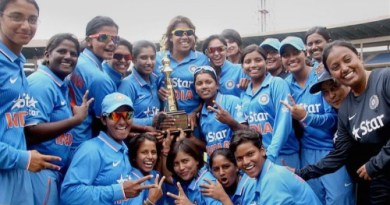 Indias women cricketers