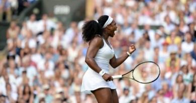 no.1 Serena Williams