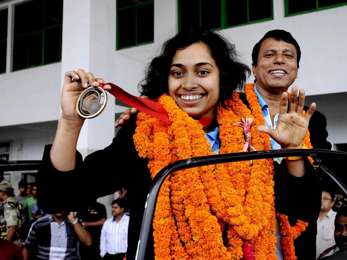 Dipa Karmakar Brings Glory to India with a Bronze at 2015 Artistic Asian Gymnastics Championships