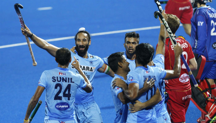 Indian Men Hockey