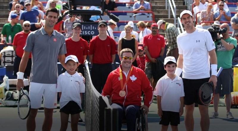 Murray Beats Djokovic roger cup