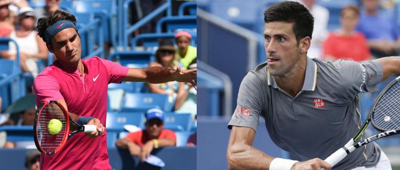 Roger Federer vs Djokovic