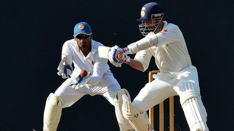Team India rahane