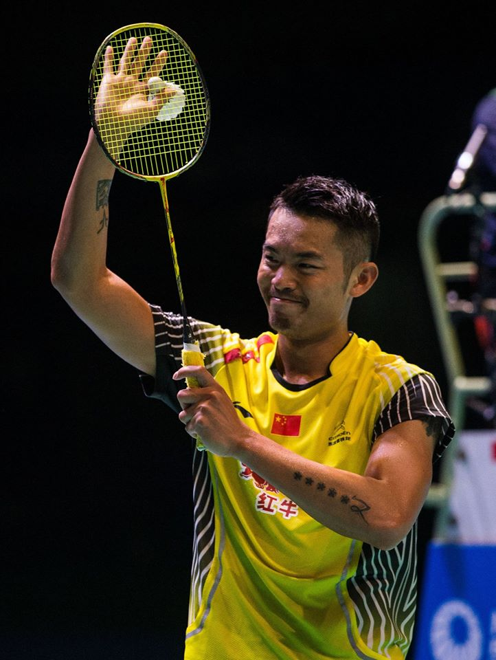 2015 Japan Open Lin Dan