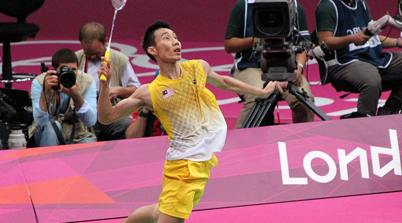 BWF Super-Series Chong Wei