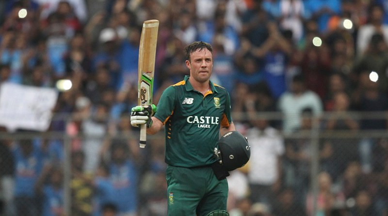 A.B. de Villiers South-African-cricket