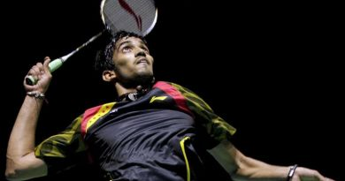 BWF Super-series shrikant