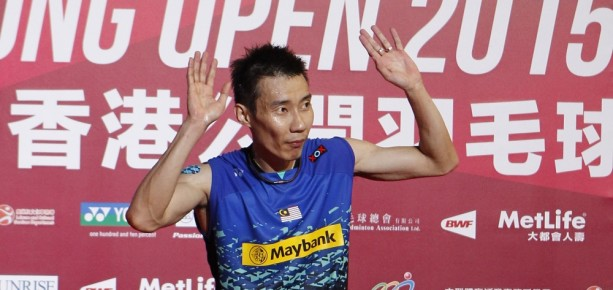Lee Chong Wei BWF