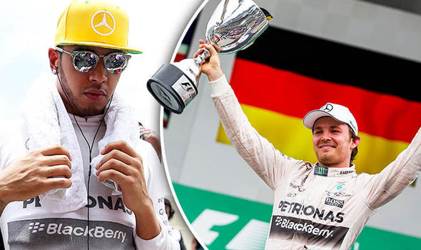 Rosberg Takes Brazilian GP