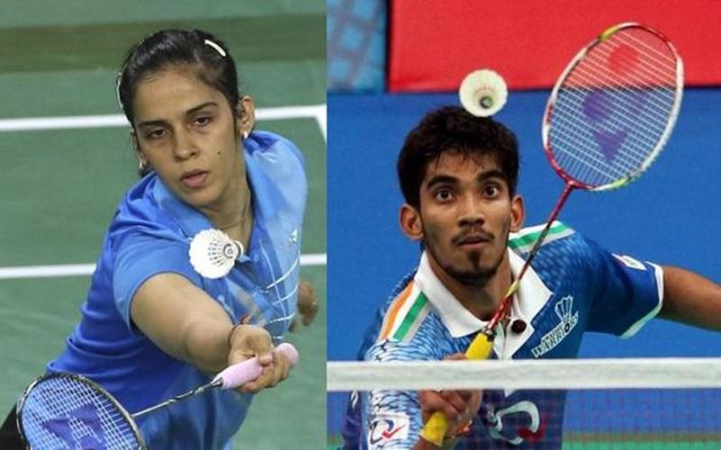saina shrikant indian badminton