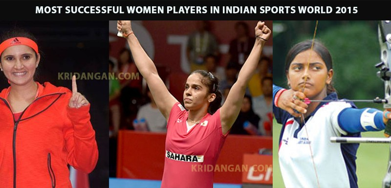 Indian sports world 2015
