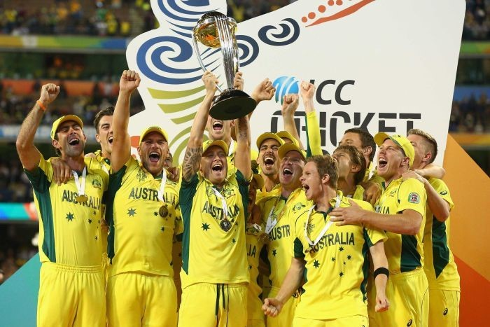 Aussies win back their favourite trophy