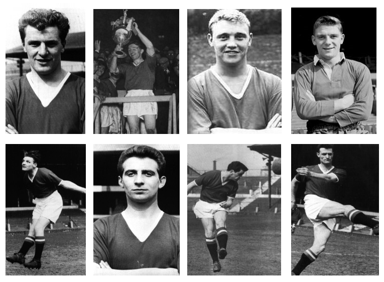 """Remembering the """"Busby Babes"""""""