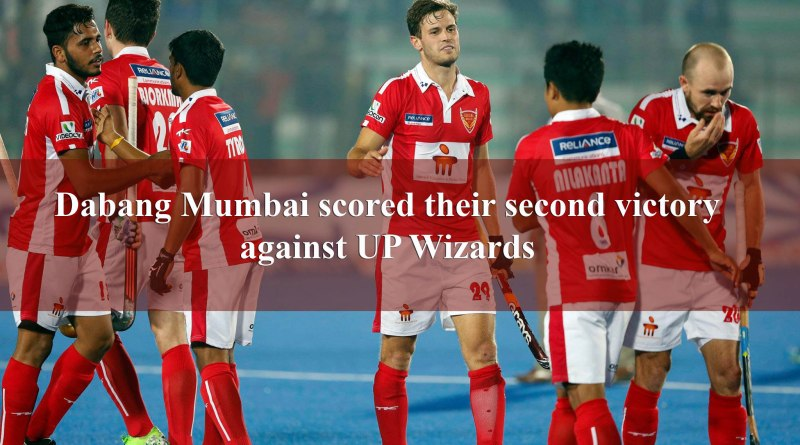 Dabang Mumbai scored their second victory against UP Wizards