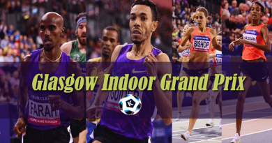 Glasgow Indoor Grand Prix