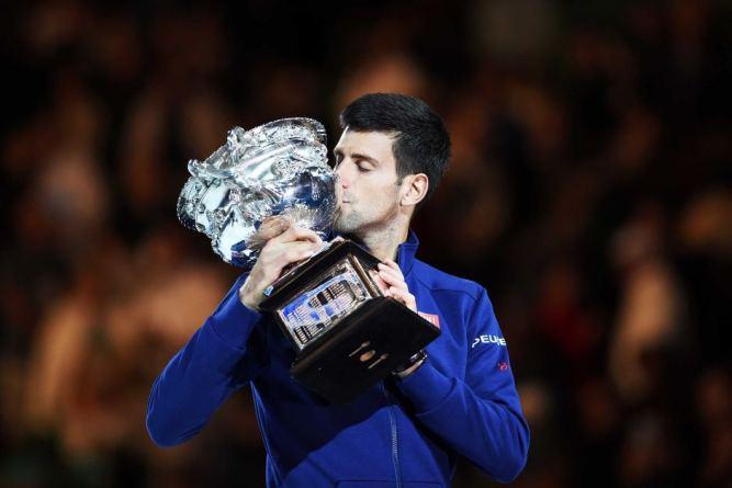 Novak Djokovic Wins Australian Open Title