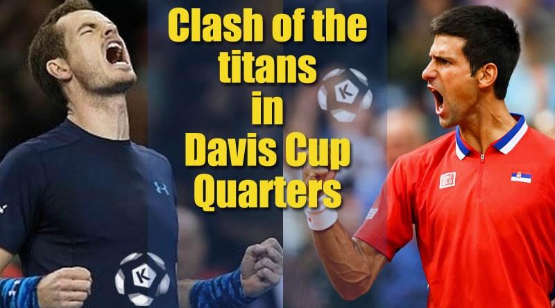 Davis Cup Quarters