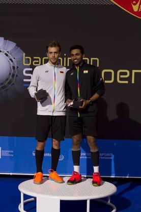 HS Prannoy Wins Swiss Open Badminton Title