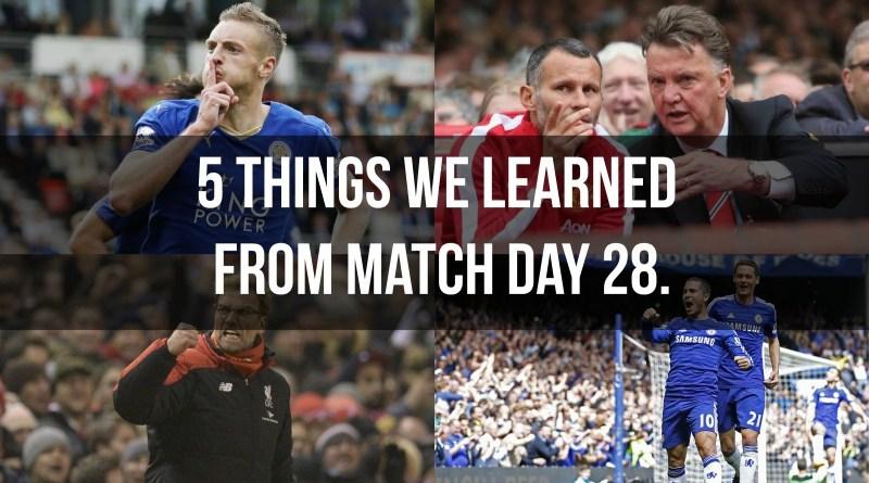 Premier League week