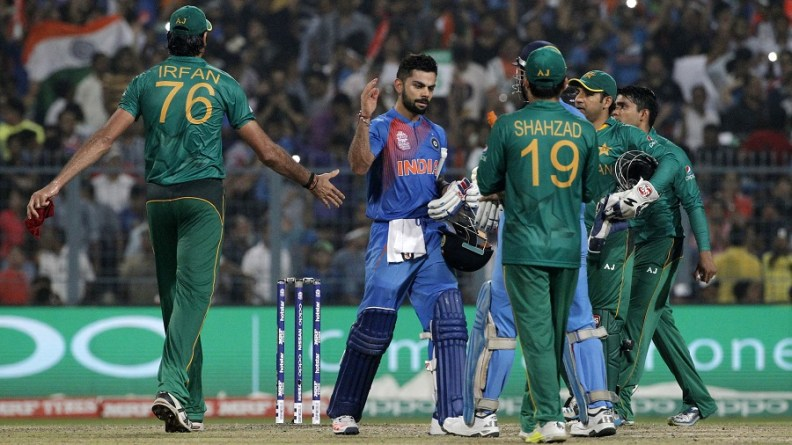 T-20 World Cup Campaign ind vs pak
