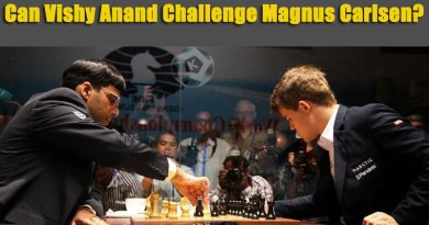 Vishy Anand vs magnus