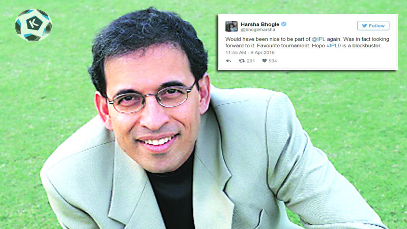 Harsha Bhogle Sacked - Social Media Outraged