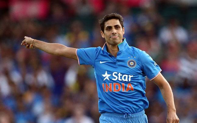 Team India Nehra